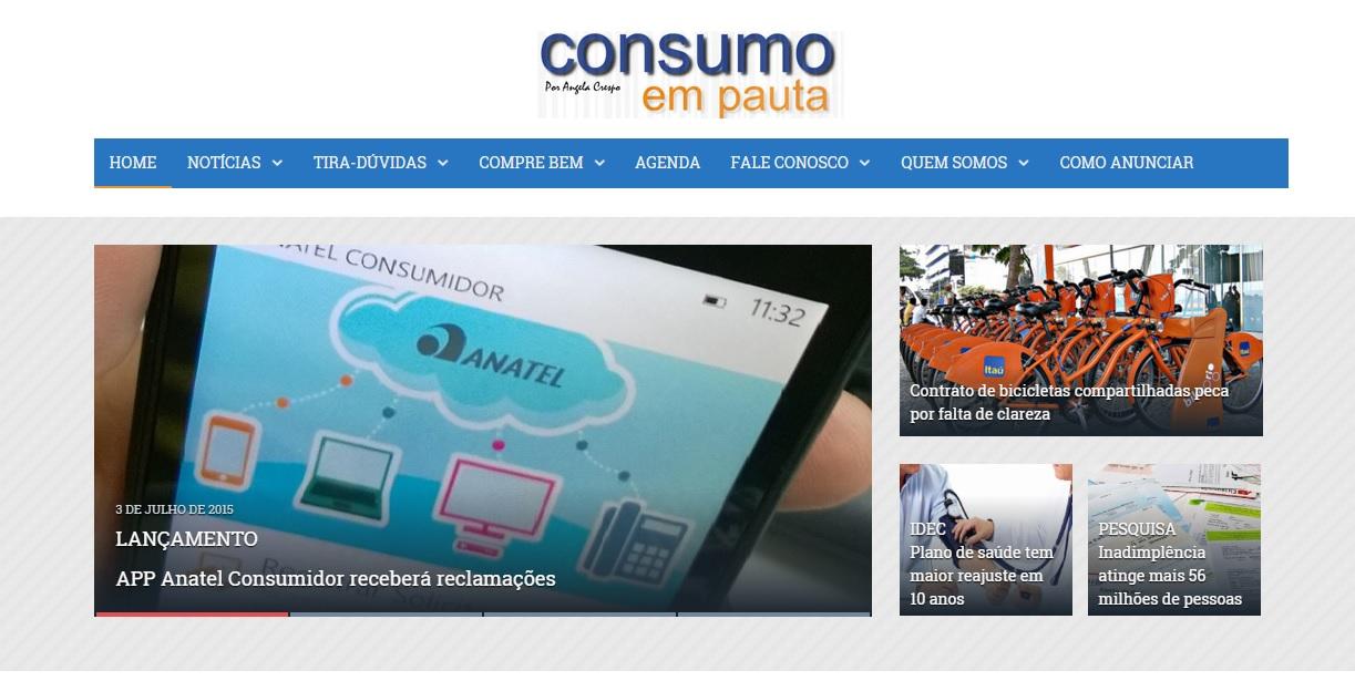PARCERIA: ABRAREC reproduz conteúdo do Portal Consumo em Pauta