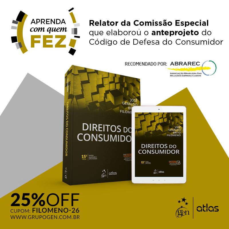 Lançamento do Livro Direitos do Consumidor