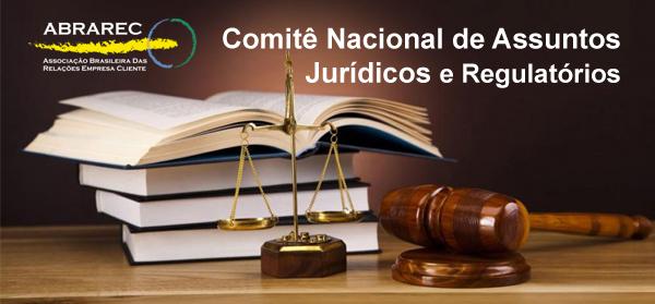 Reunião do Comitê Nacional de Assuntos Jurídicos e Regulatórios