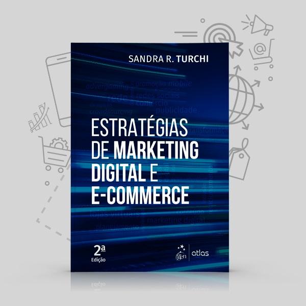 Lançamento do Livro Estratégias de Marketing Digital e E-commerce