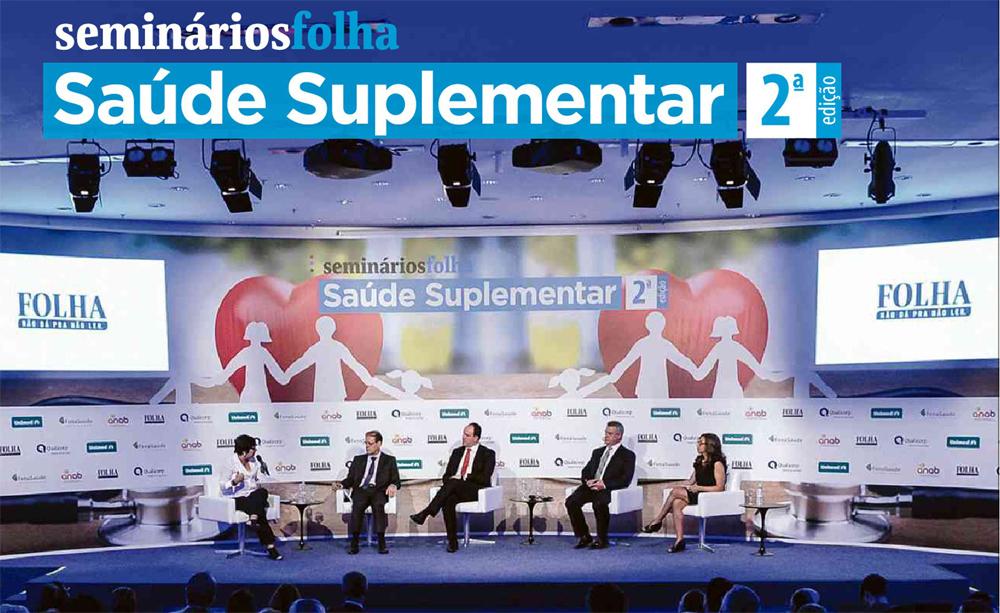 Seminários Folha Saúde Suplementar 2ª Edição