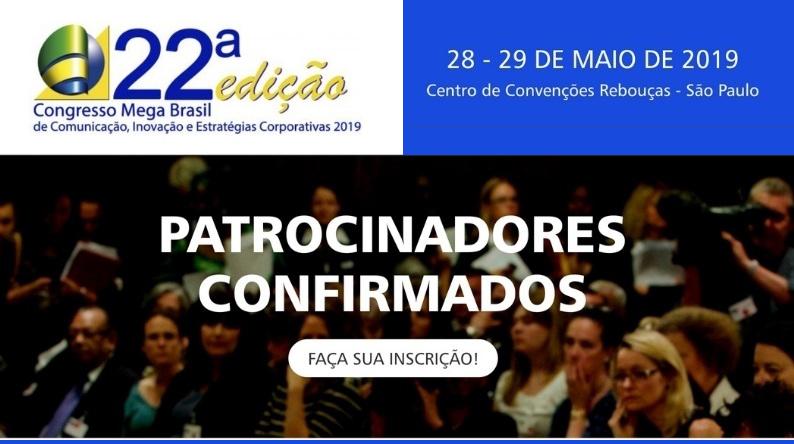 22ª Edição Congresso Mega Brasil 2019